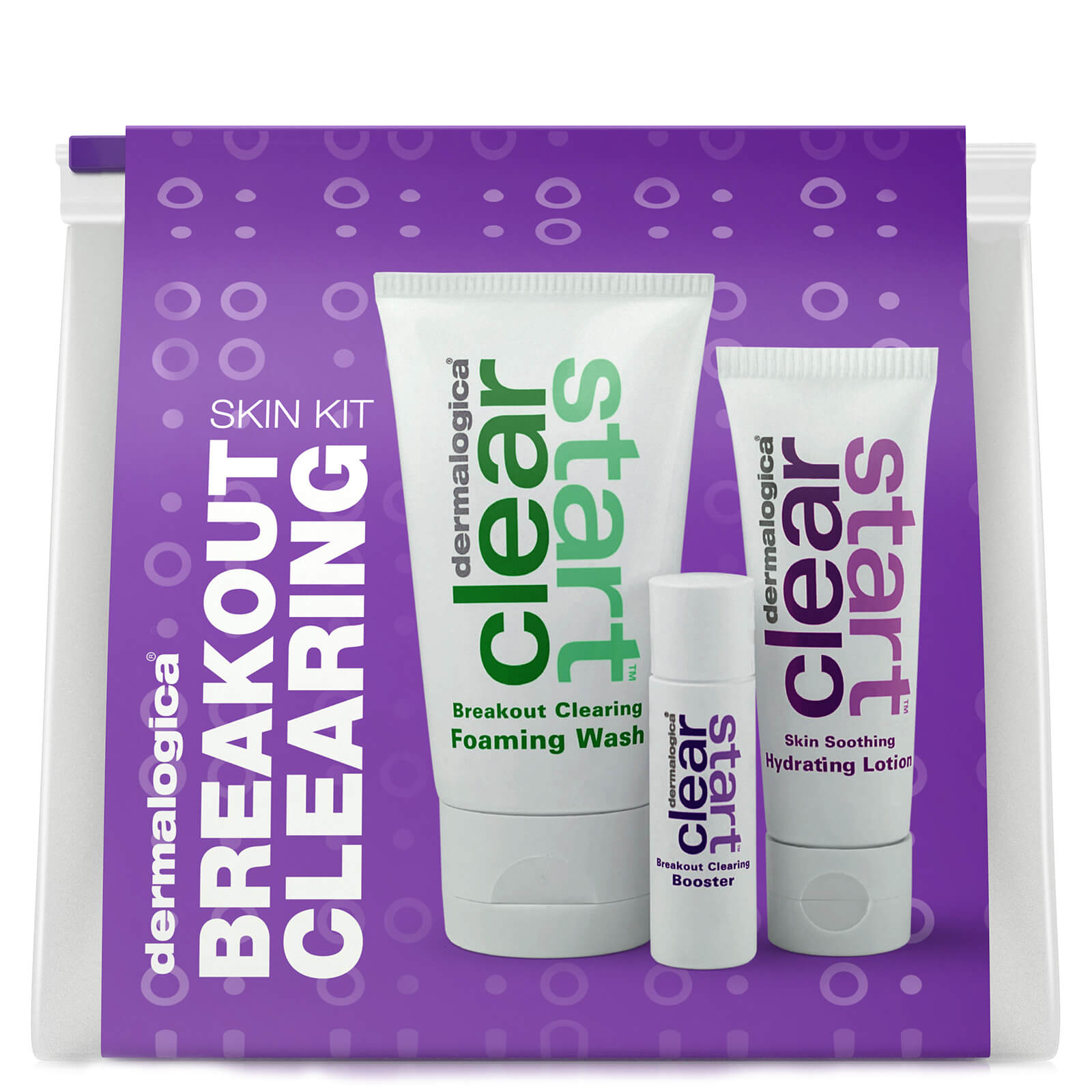 BREAKOUT CLEARING SKIN KIT