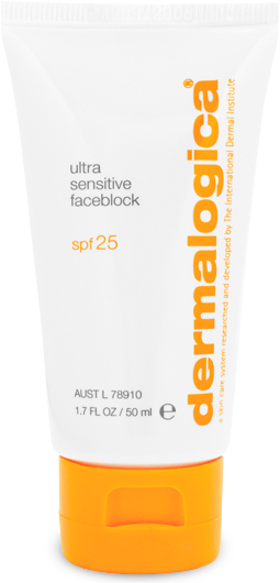 ULTRA SENSITIVE FACEBLOCK SPF20