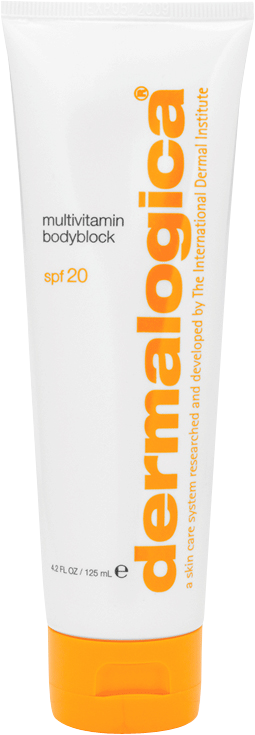 multivitamin bodyblock spf20